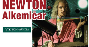Newton Alkemičar