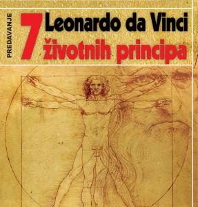 Leonardo da Vinci - plakat