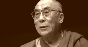 20070608-dalai_lama_speaking_at_monash_university-print-vintage