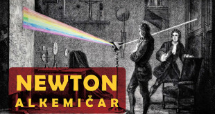 Newton alkemičar_slika