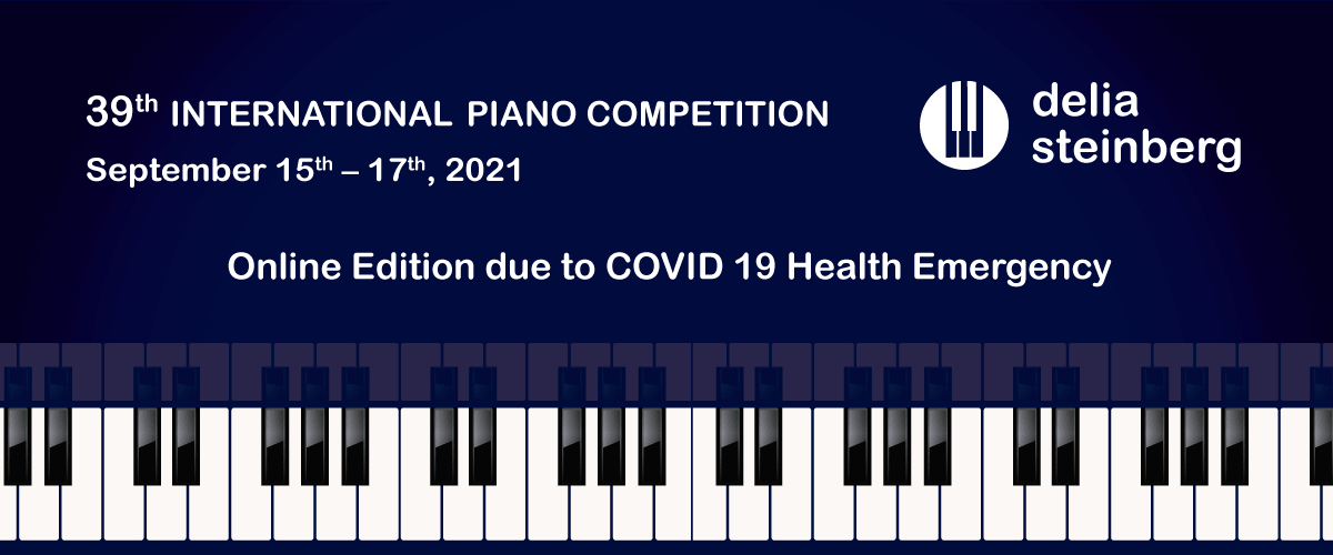 39th international piano competition